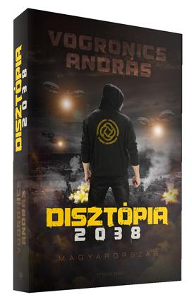 Disztópia 2038 e-book