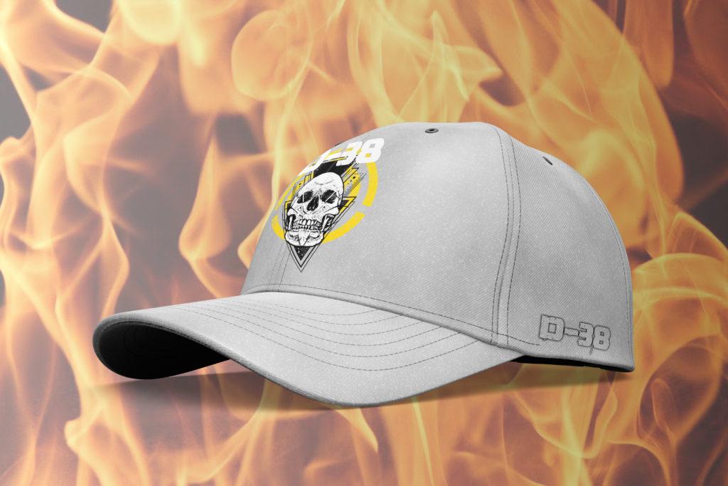D-38 Skull Sapka